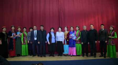 On 28 December, 2016, a competition for the best singing of arias from performances and folk songs  sung by A. Shamuratova was organized among the students of Nukus Branch of Tashkent Institute of Culture in the Puppet Theatre of Nukus.